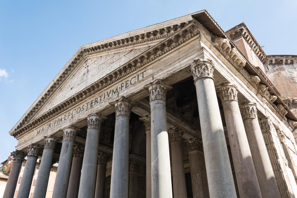 que faire à Rome Le pantheon