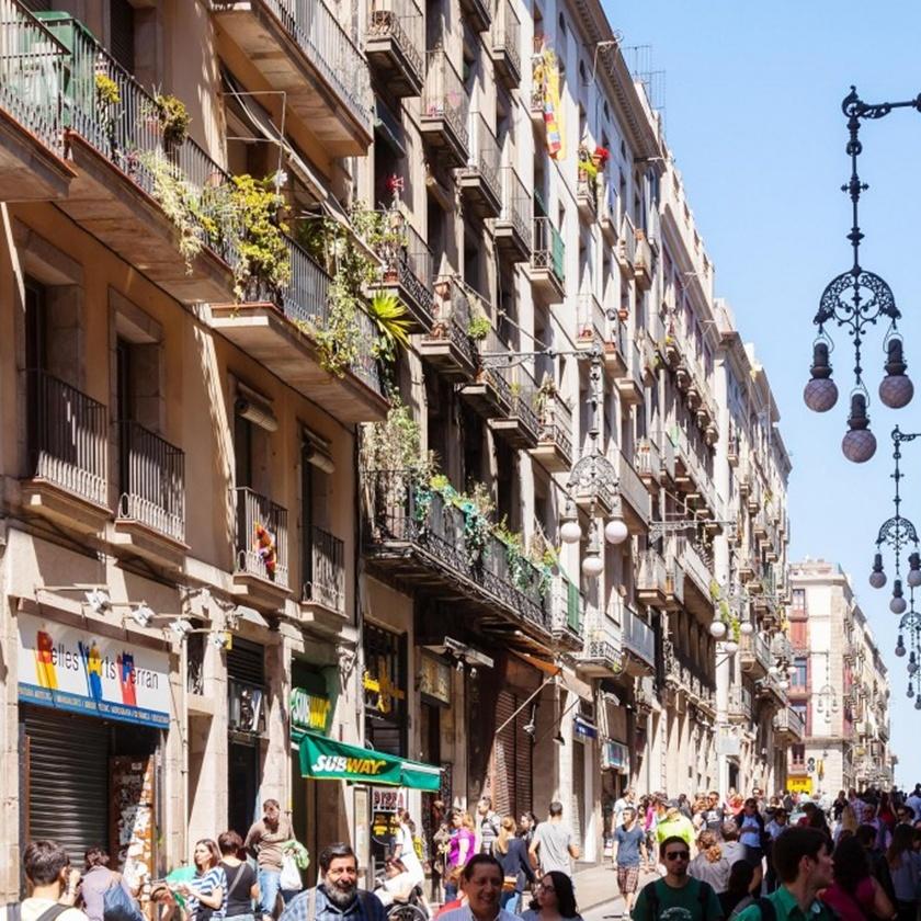 Barri Gotic Séjour à Barcelone