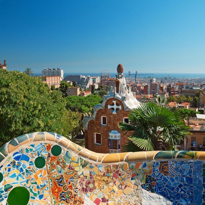 Séjour à Barcelone : Parc Guell