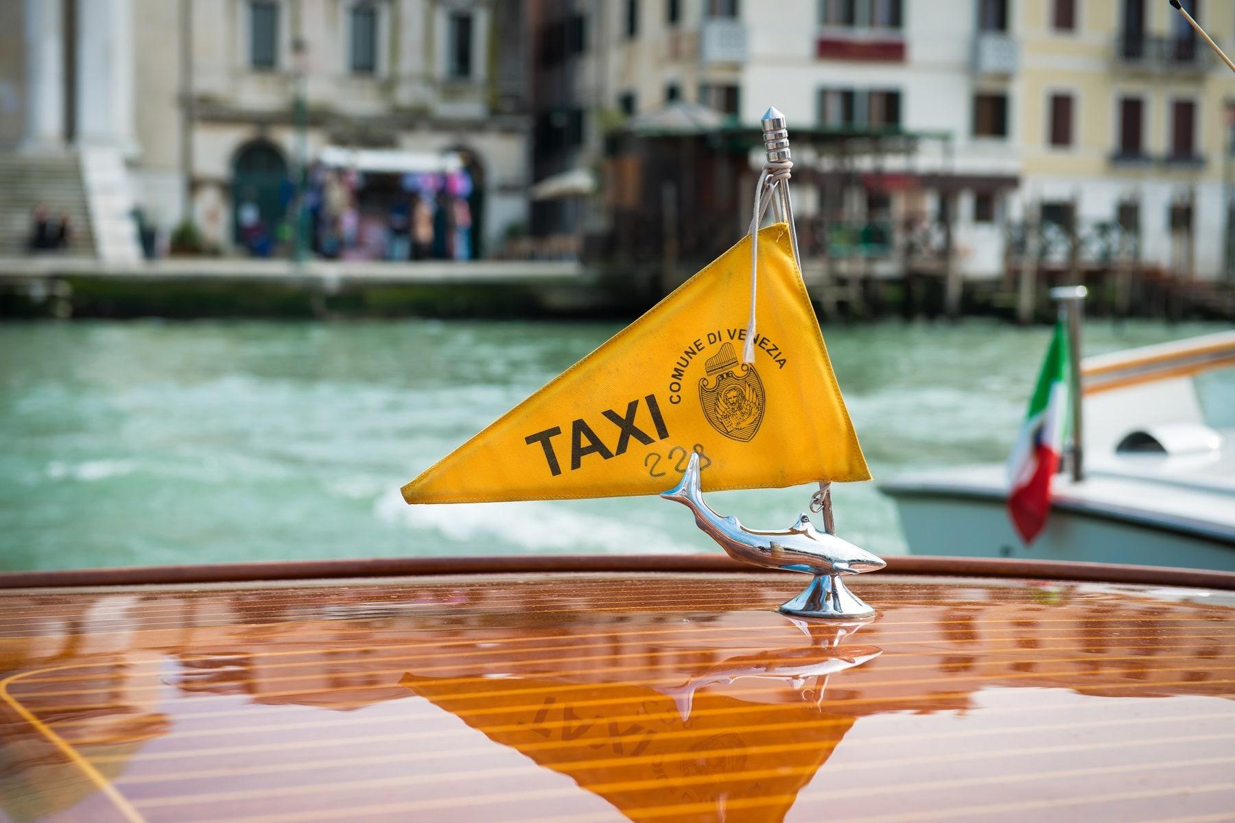 Bateau-taxi, Venise en 3 jours Italie