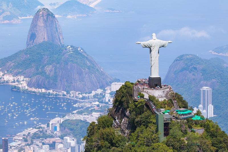 que faire à Rio de Janeiro : Christ le Rédempteur