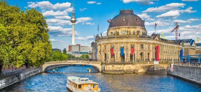 Sortir à Berlin île des musées
