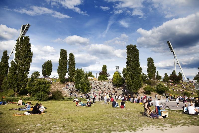 Visiter Berin : Mauer Park