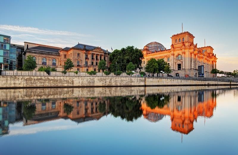 Visiter Berlin : Reichstag