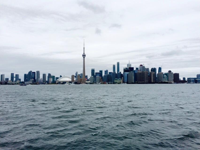 Voyage à Toronto