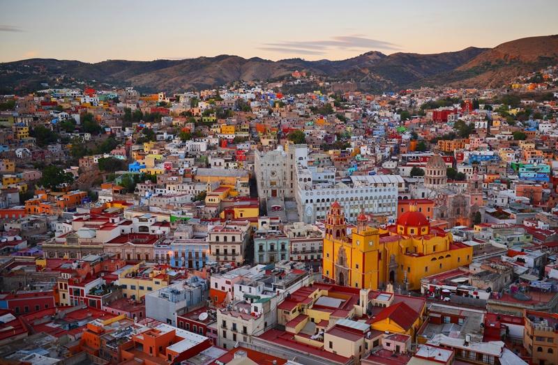 Voyage au Mexique : Guanajuato