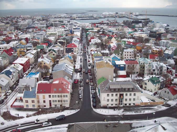 à voir en Islande