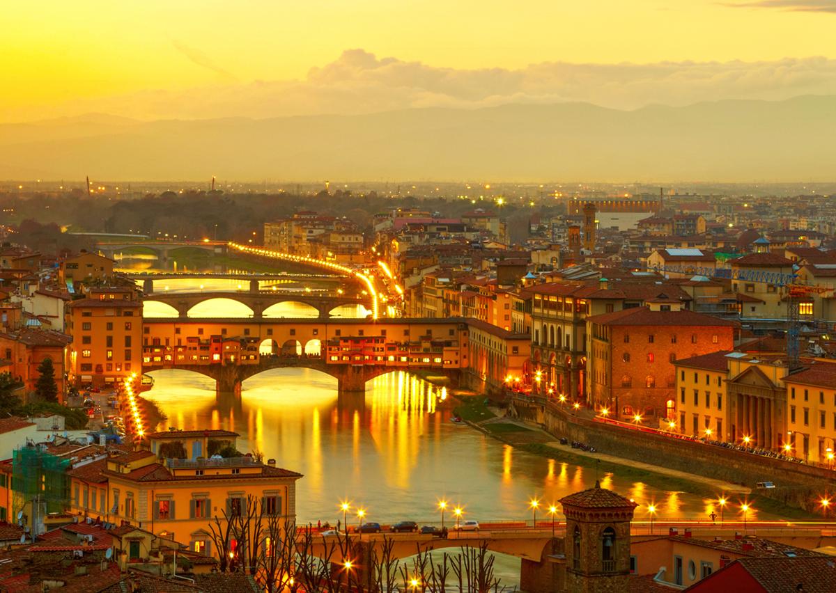 3 jours en Europe Florence