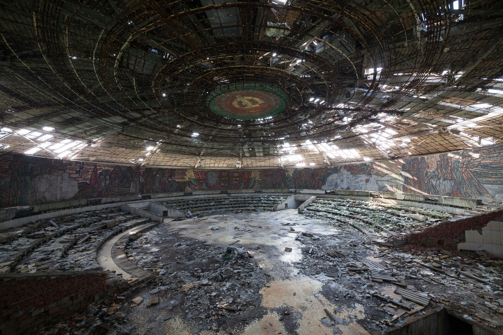 lieux abandonnés