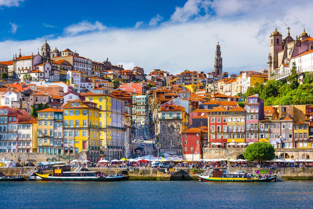 destination europe : porto