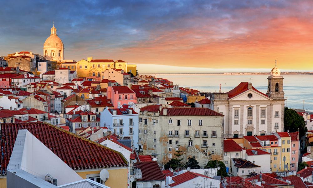 destination Europe : Lisbonne