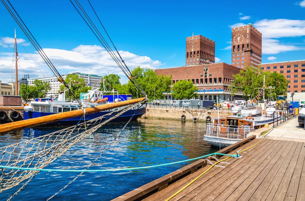 endroits immanquables en norvège