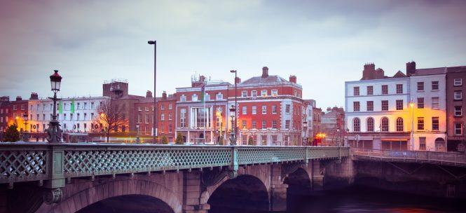 visiter Dublin en 3 jours en automne