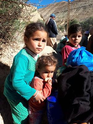 voyage humanitaire marrakech