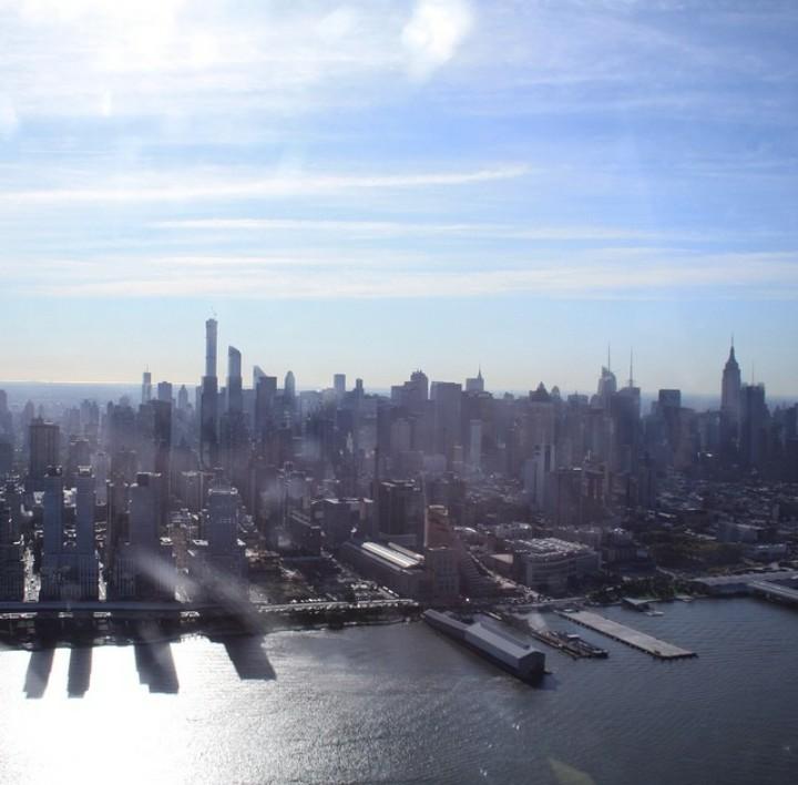 Vol en hélicoptère à New York : l'expérience de Noho travels!