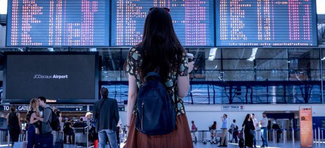 voyager seule en tant que femme