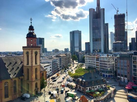 Miryam de Nuage nomade : mon expérience Erasmus à Mannheim